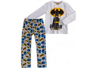 Chlapecké pyžamo LEGO BATMAN GOTHAM bílé