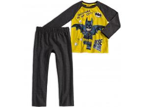 Chlapecké pyžamo LEGO BATMAN GOTHAM žluté