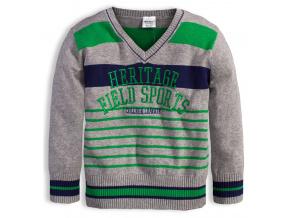 Chlapecký svetr DIRKJE HERITAGE šedý