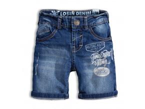 Chlapecké džínové šortky LOSAN CUSTOM modré