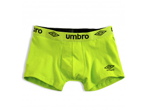 Pánské boxerky UMBRO zelené