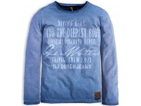 Chlapecké tričko DIRKJE DIVING modré