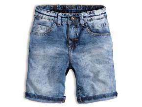 Chlapecké džínové šortky LOSAN SURFER světle modré