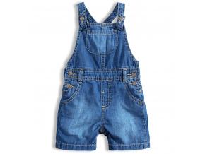 Dětské šortky s laclem LOSAN BABY modré