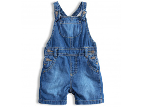 Kojenecké šortky s laclem LOSAN BABY modré