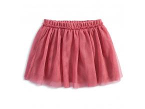 Dívčí sukně KNOT SO BAD PERFECT růžová