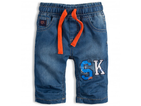 Chlapecké kraťasy KNOT SO BAD SK modré