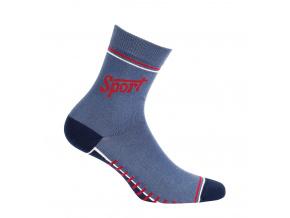 Chlapecké ponožky GATTA SPORT modré