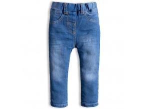 Dětské džíny KNOT SO BAD STARS modré