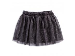 Dívčí sukně KNOT SO BAD PERFECT šedá