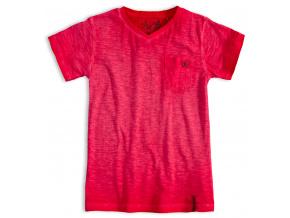 Chlapecké tričko KNOT SO BAD CALIFORNIA červené
