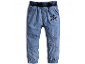 Dětské kalhoty KNOT SO BAD ALOHA středně modré