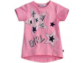 Dívčí tričko Mix´nMATCH GIRL světle růžové