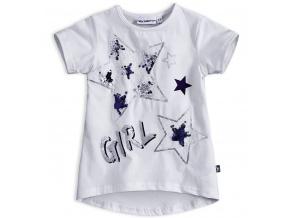 Dívčí tričko Mix´nMATCH GIRL bílé