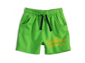 Chlapecké šortky KNOT SO BAD SAILBOAT zelené