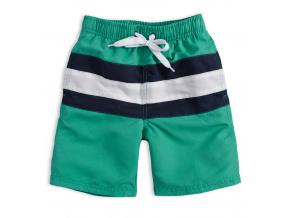 Chlapecké plavky KNOT SO BAD BOARD zelené