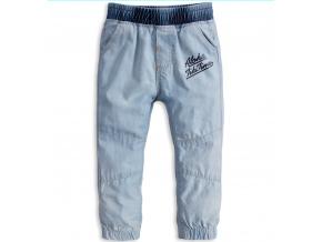 Dětské kalhoty KNOT SO BAD ALOHA světle modré