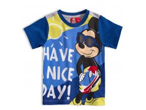 Chlapecké tričko DISNEY MICKEY MOUSE modré