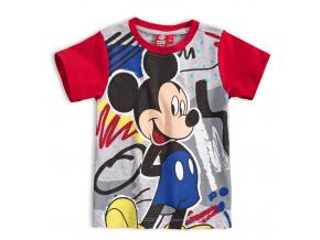 Chlapecké tričko DISNEY MICKEY MOUSE červené