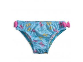 Dívčí plavky KNOT SO BAD MAŠLIČKY modré