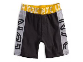 Chlapecké šortky Mix´nMATCH NYC šedé