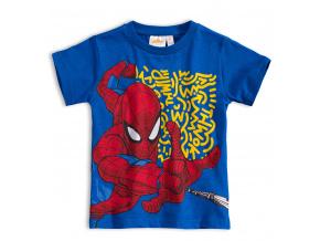 Chlapecké tričko MARVEL SPIDER MAN modré
