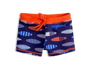 Chlapecké plavky ŽRALOCI tmavě modré