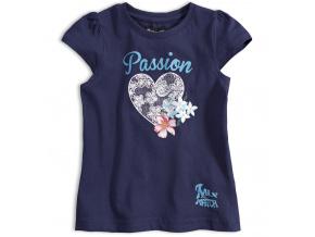 Dívčí tričko Mix´nMATCH PASSION modré