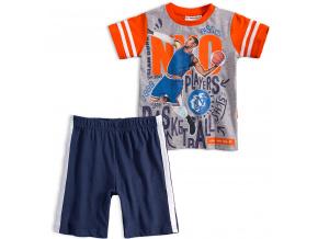 Chlapecká souprava Mix´nMATCH BASKETBALL oranžová