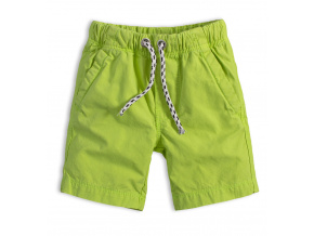 Chlapecké šortky KNOT SO BAD CATERPILLAR zelené