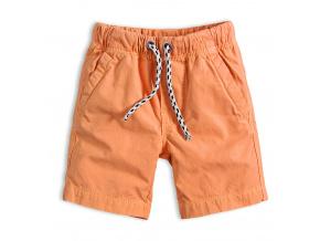 Chlapecké šortky KNOT SO BAD CATERPILLAR oranžové