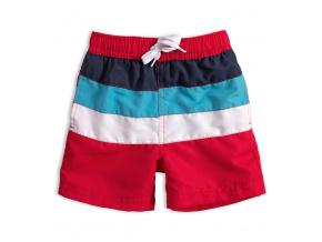 Chlapecké plavky KNOT SO BAD COOL BOY červené