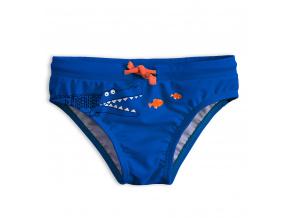 Chlapecké plavky Knot So Bad KROKODÝL modré