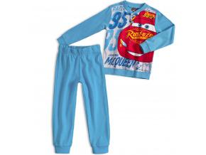 Chlapecké pyžamo Disney CARS McQUEEN světle modré