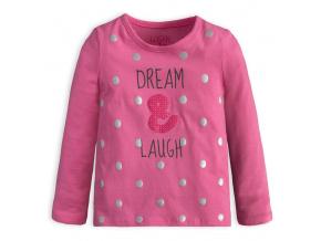 Dívčí tričko LOSAN DREAM růžové