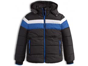 Chlapecká zimní bunda LOSAN ALL CORE černá