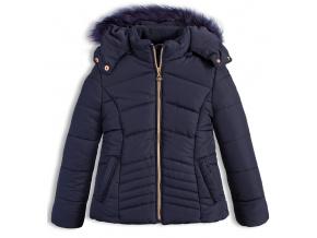 Dívčí zimní bunda LEMON BERET GREAT ADVENTURE modrá