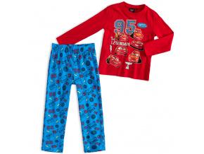 Chlapecké pyžamo DISNEY AUTA LEGENDARY červené
