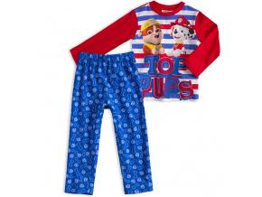 Chlapecké pyžamo PAW PATROL TOP PUPS červené
