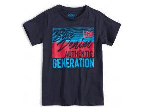 Chlapecké tričko LOSAN GENERATION modré