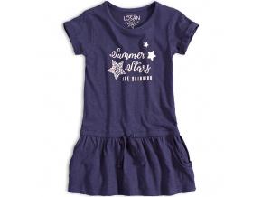 Dívčí šaty LOSAN SUMMER STAR modré
