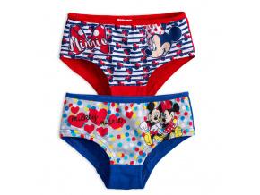 Dívčí kalhotky DISNEY MINNIE and MICKEY modré