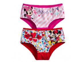 Dívčí kalhotky DISNEY MINNIE and MICKEY růžové