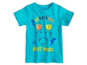 Chlapecké tričko LOSAN DTROCKERS tyrkysové