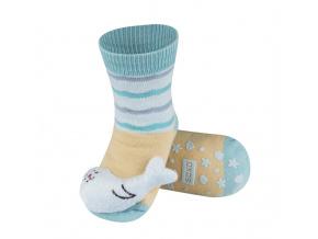 Dětské ponožky s chrastítkem SOXO TULEŇ
