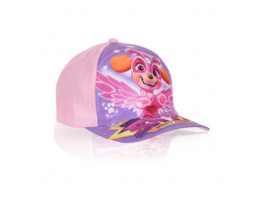Dívčí kšiltovka PAW PATROL SKYE růžová