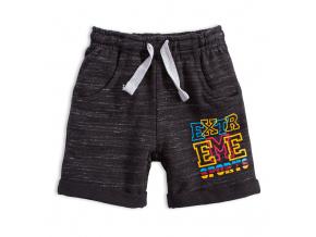 Chlapecké šortky VENERE SEA EXTREME černý melír