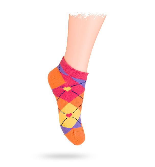 Dětské kotníkové ponožky WOLA Velikost: 21-23