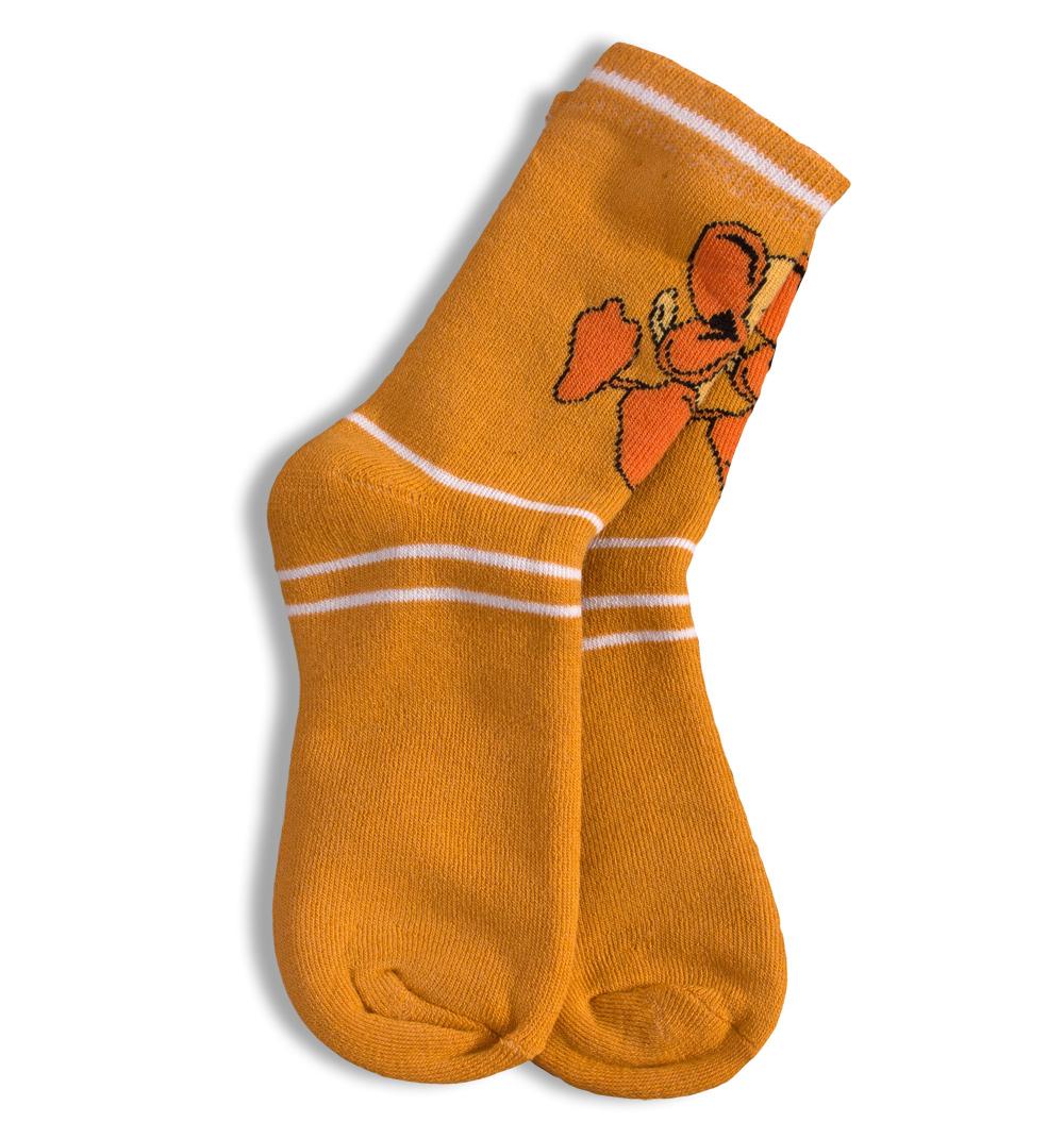GATTA Dětské termo ponožky vzor KAČER Velikost  27-29 838c50dc47