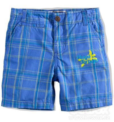 Chlapecké šortky BOYSTAR modré Velikost: 152
